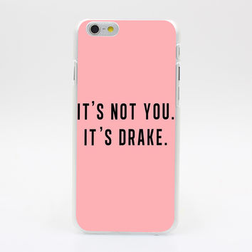 Drake Hard iPhone Case