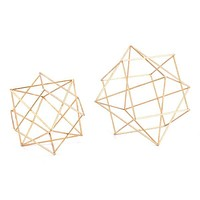 A11503 Cosmic Small Wall Decor Gold
