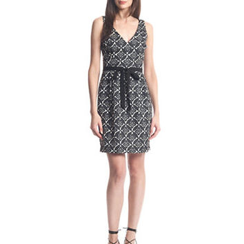 Plenty By Tracy Reese Thea Sleeveless Print Dress
