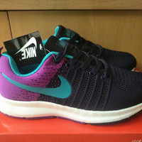 """""""Nike"""" Women Sport Casual Multicolor Flying Weave Sneakers Running Shoes"""