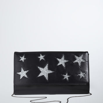 Sparkle Star Clutch