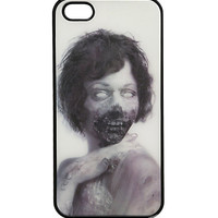 Zombie Lady Lenticular iPhone 5/5S Cover