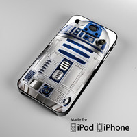 R2D2 robot star wars iPhone 4S 5S 5C 6 6Plus, iPod 4 5, LG G2 G3, Sony Z2 Case