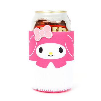 My Melody Foam Can Koozie: hello sanrio