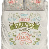 Stronger Bedding Set
