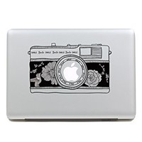 macbook decal camera decor sticker partial cover Macbook Pro decal Skin Macbook Air 13 Sticker retina decal
