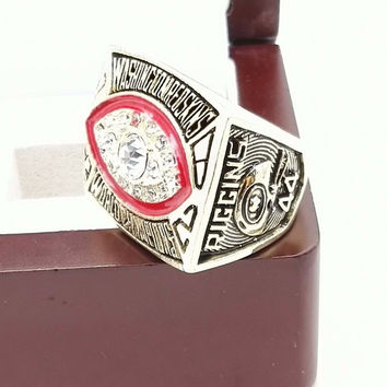 Who Can Beat Our Rings, High Quality 1982 Washington Redskins Championship Ring For Men's F