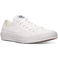 Converse Women's Chuck Taylor All Star II Ox Casual Sneakers from Finish Line - Finish Line Athletic Shoes - Shoes - Macy's