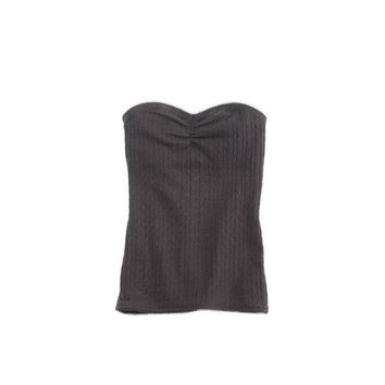 Aerie Textured Tube Top | Aerie for American Eagle