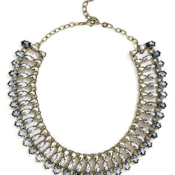 BaubleBar Sevanna Crystal Collar Necklace | Nordstrom