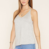 Heathered Strappy Cami