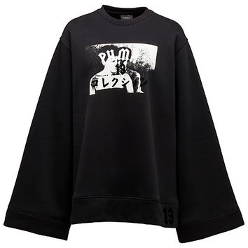 FLEECE CREW NECK, buy it @ www.puma.com