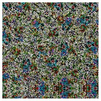 Multi-color Abstract Patterns Fabric