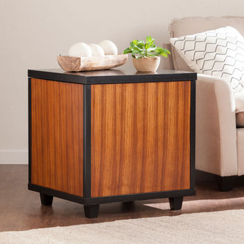 Ryecroft Trunk End Table
