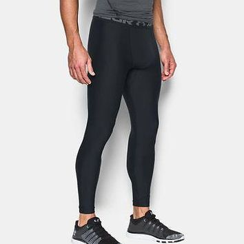 Under Armour Men's UA HeatGear Armour Compression Leggings