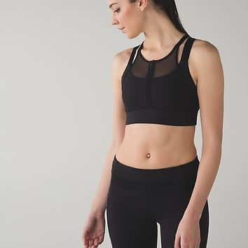 ready, set, sweat bra | running bras | lululemon athletica