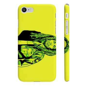 Bob Marley Chill Slim Phone Cases