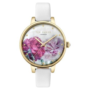 Ted Baker London Women's Kate Leather Strap Watch, 36mm - Preloved
