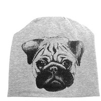 Instant Disguise Beanie- Pug