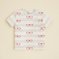 Andy & Evan Infant Boys' Glasses Print Tee - Sizes 3-18 Months