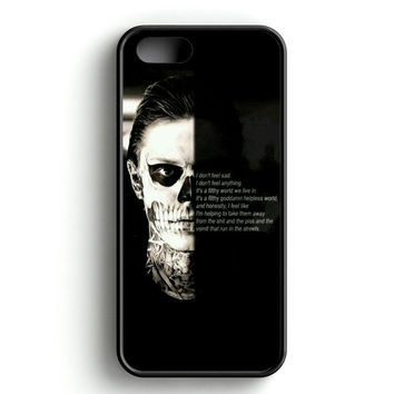 American Horror Story Skull iPhone 5 | 5S Case