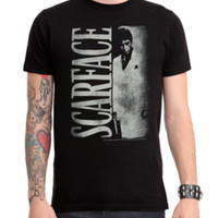 Scarface Faded Poster T-Shirt