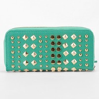 Revolution Studded Wallet - Women's Bags | Buckle