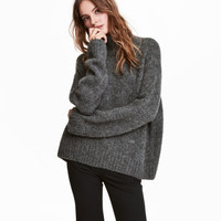 H&M Knit Wool-blend Sweater $34.99
