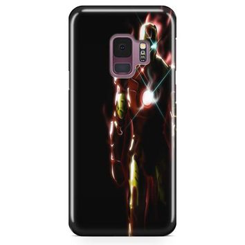 Iron Man Mask Samsung Galaxy S9 Case | Casefantasy