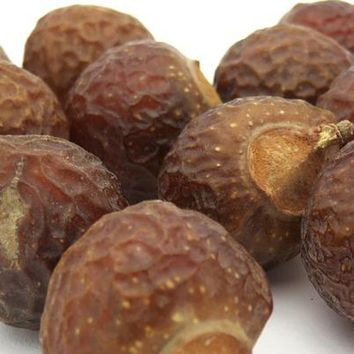Soap Nuts, Berries with burlap washing bag 4x6 -