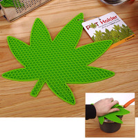 "MARIJUANA ""POT"" HOLDER POTHOLDER"