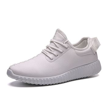 Sport Shoes Men White Tennis Shoes 2018 Hot Sale Stability Sneakers Men Athletic Walking Trainers Hot Sale Tennis Shoes Cheap