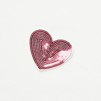 Free People Sequin Stick On Patch