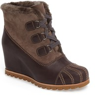 UGG® Alasdair Waterproof Wedge Bootie (Women) | Nordstrom
