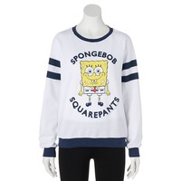 Mighty Fine SpongeBob SquarePants Sweatshirt - Juniors