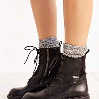 Ash Styx Combat Boot- Black
