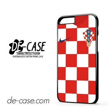 Croatia Soccer Jersey DEAL-2862 Apple Phonecase Cover For Iphone 6 / 6S