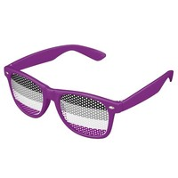 Asexuality pride flag Party Shades