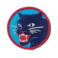 Big Cat Patch