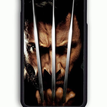 iPhone 6 Case - Hard (PC) Cover with X Men Wolverine 2 Plastic Case Design