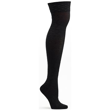 Elizabethan Lace Over the Knee Sock
