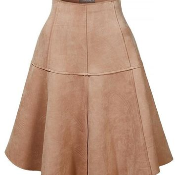 Making Me Blush Skirt