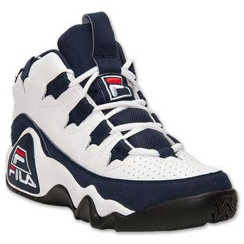 Men's Fila 95 Retro Basketball Shoes