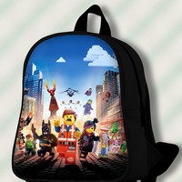 Lego Movie Wallpaper - Custom SchoolBags/Backpack for Kids.
