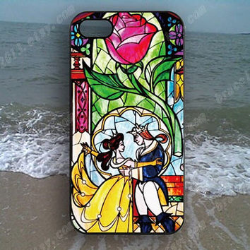Cartoon cinderella and the prince Phone case,Samsung Galaxy S5/S4/S3,iPhone 4/4S case,iPhone 5 case,iPhone 5S case,iPhone 5C case,B26
