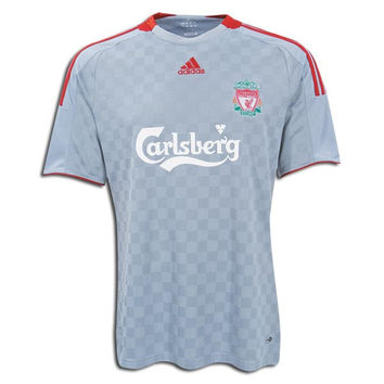 Liverpool Away Jersey 2008-2009