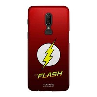 Emblem Flash - Sublime Case for OnePlus 6