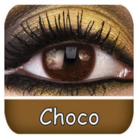 Brown Contact Lenses | Choco Diva Contact Lenses