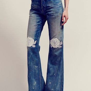 Free People Song Of The West Flare