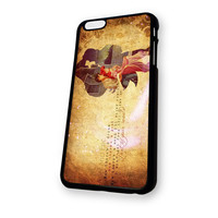 ariel and eric little mermaid quotes iPhone 6 case